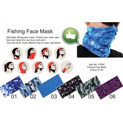 Fishing Face Mask