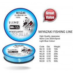 Miyazaki Mono Fishing Line 300m