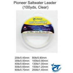 Pioneer Saltwater Leader 100 Yds