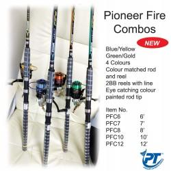 Pioneer Fire Combos