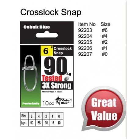 Crosslock Snap