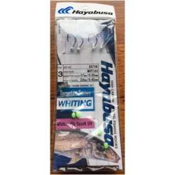 Hayabusa Whiting Rigs Twin Pac Spark UV