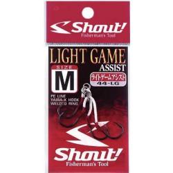 Shout Light Game Assist