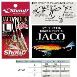 Shout Jaco Hook