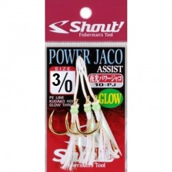 Shout Powerful Jaco Glow Hook