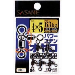 Sasame 3 Way Parent Swivel
