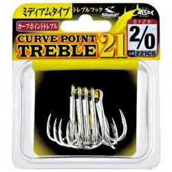 Shout Treble Hook 21