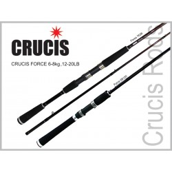 Crucis 6-8kg Spin Rods
