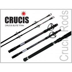 Crucis ELITE Titan Roller Tip Rods 5'6