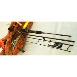 Timber Wolf Travel Rods