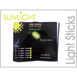 Sunlight Clip On Light Stick 50pc/box