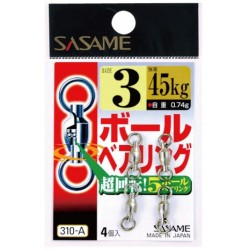 Sasame Ball Bearing Swivel