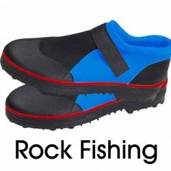 Rock Fishing Spike Boots