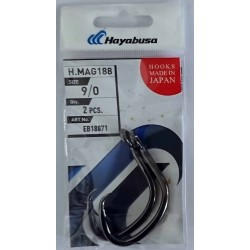 Hayabusa Hook Heavy Circle 188