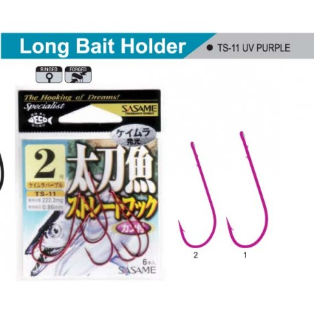 Sasame Long Bait Holder UV