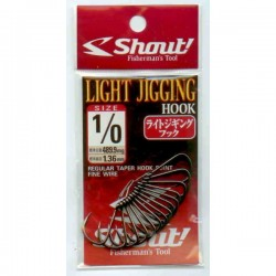 Shout Light Jigging Hook