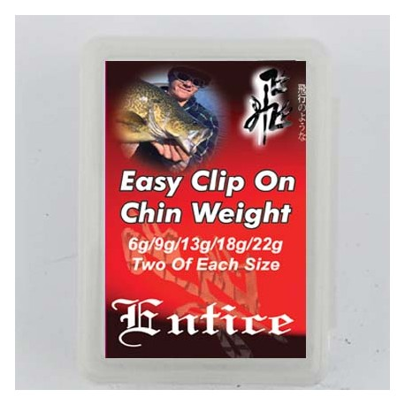 Ezy Clip On Chin Weight