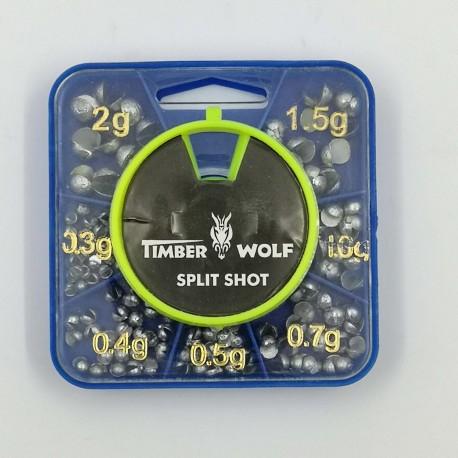 Split Shot Sinker Dial Pad