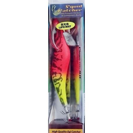 Pioneer Squid Jig Clown Colour