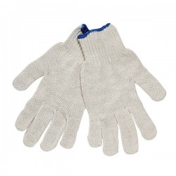 HVY Duty 600D Cotton Gloves